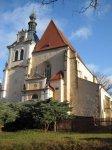 Žlutice - kostel sv. Petra a Pavla |