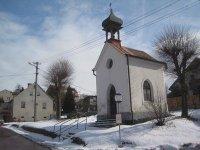 Vysoká - kaple sv. Anny |