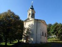 Jáchymov - kaple sv. Anny |