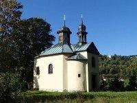 Jáchymov - kaple sv. Jana Nepomuckého |