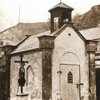 Bohatice - kaple Panny Marie