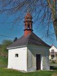 Borek - kaple sv. Martina | Borek - kaple sv. Martina