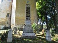 Luka - pomník obětem 1. světové války |