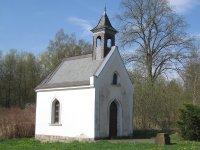 Mírová - kaple |