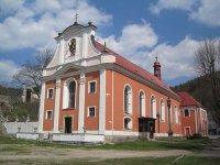 Nejdek - kostel sv. Martina  