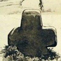 Činov - smírčí kříž