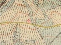 Javorná - železný kříž | Javorná - železný kříž