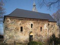 Štoutov - kostel Všech svatých |