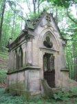 Korunní Kyselka - pohřební kaple Carla Gölsdorfa | Korunní Kyselka - pohřební kaple Carla Gölsdorfa