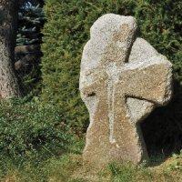Krásný Jez - smírčí kříž