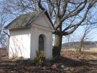 Verušice - Tuchtova kaple   Verušice - Tuchtova kaple