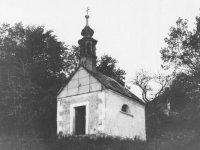 Mirotice - kaple sv. Floriána  