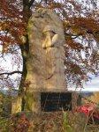 Háje - pomník obětem 1. světové války |