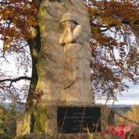 Háje - pomník obětem 1. světové války