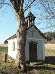 Zlatá Hvězda - kaple Panny Marie   Zlatá Hvězda - kaple Panny Marie