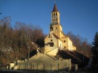 Dalovice - kostel Panny Marie Utěšitelky |