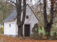 Oldříš - kaple |