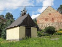 Hlineč - kaple Panny Marie |