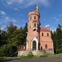 Karlovy Vary - rozhledna Goethova vyhlídka