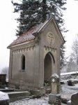 Horní Blatná - kaple (hrobka) |