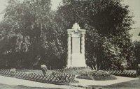 Valeč - pomník obětem 1. světové války |