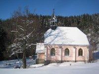 Suchá - kostel Nejsvětějšího Srdce Ježíšova |