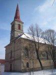 Otročín - kostel sv. Michaela Archanděla |
