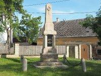 Poseč - pomník obětem 1. světové války | Poseč - pomník obětem 1. světové války