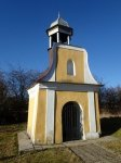 Božičany - kaple sv. Michaela |