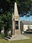 Otročín - pomník obětem 1. světové války | Otročín - pomník obětem 1. světové války