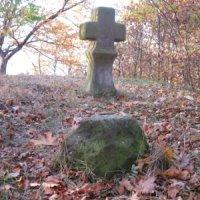Drahovice - pamětní kříž