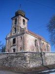 Močidlec - kostel sv. Jakuba Většího |