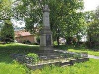 Močidlec - pomník obětem 1. světové války | Močidlec - pomník obětem 1. světové války