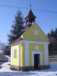 Kovářov - kaple |