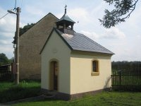 Luhov - kaple sv. Anny  