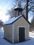 Nové Kounice - kaple (zvonička) |