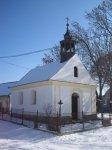 Protivec - kaple sv. Václava | Protivec - kaple sv. Václava