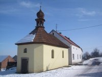 Třebouň - kaple Panny Marie Bolestné |