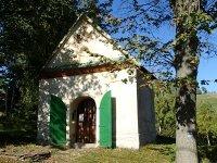 Nové Město - kaple Panny Marie Altöttingské |