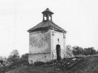 Záhořice - kaple Povýšení sv. Kříže | Záhořice - kaple Povýšení sv. Kříže