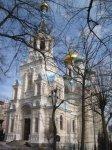 Karlovy Vary - pravoslavný kostel sv. Petra a Pavla |
