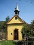 Dvorec - kaple sv. Jana Křtitele |