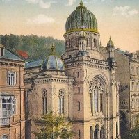 Karlovy Vary - synagoga