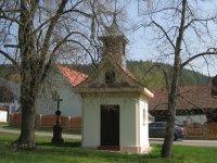 Čichořice - kaple Jména Panny Marie |