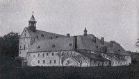 Mariánská - kapucínský klášter |