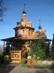 Karlovy Vary - kaple sv. Nikolaje |