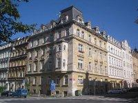 Karlovy Vary - spolkový dům Beseda |
