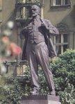 Karlovy Vary - pomník Vladimíra Iljiče Lenina |