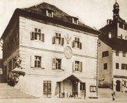 Karlovy Vary - stará radnice |