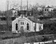 Karlovy Vary - stará synagoga |